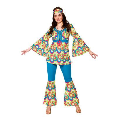 60's Funky Hippy Chick (PP08347)