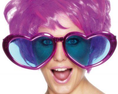 Heart Glasses Large (PP08284)