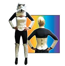 Lady Trooper Hire