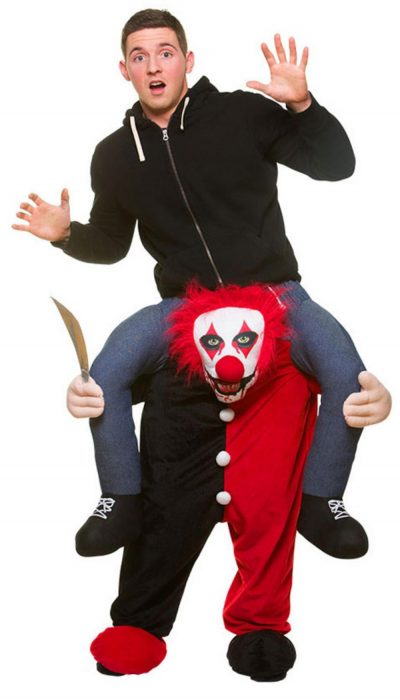 Carry Me -  Killer Clown (PP0666)