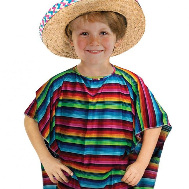 Mexican Poncho (PP05330)