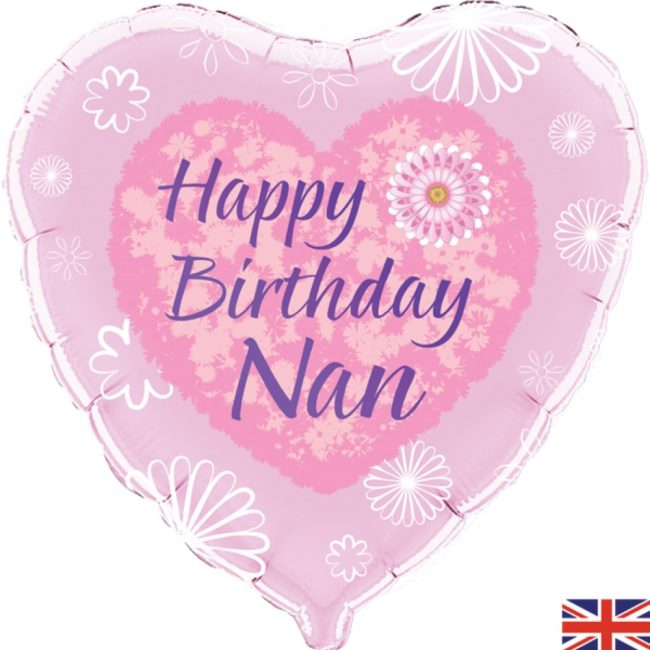 Happy Birthday Nan