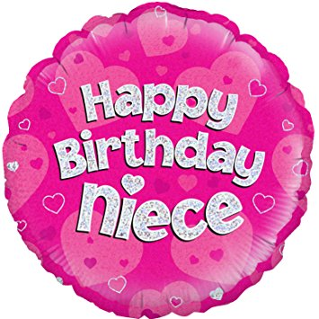 Happy Birthday Neice