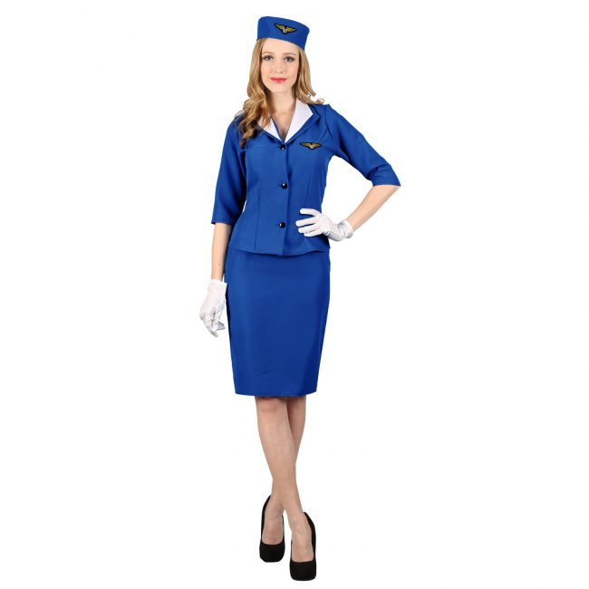 Pan Am Hostess (PP05358)