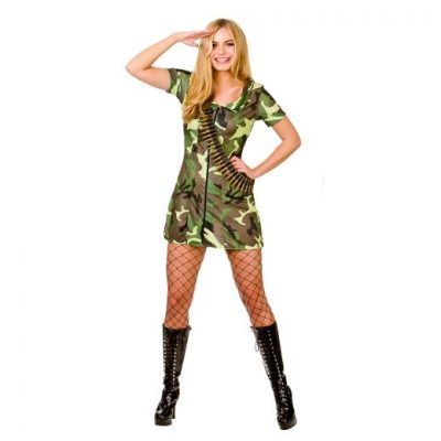 Sexy Army Girl (PP05186)