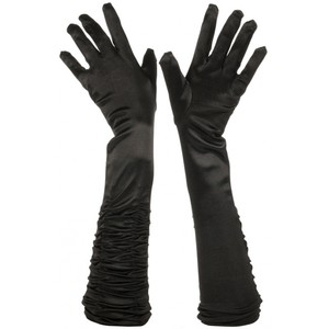 Ruched Gloves (PP07132)