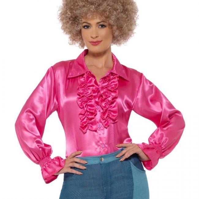 Ruffle Shirt (PP017)