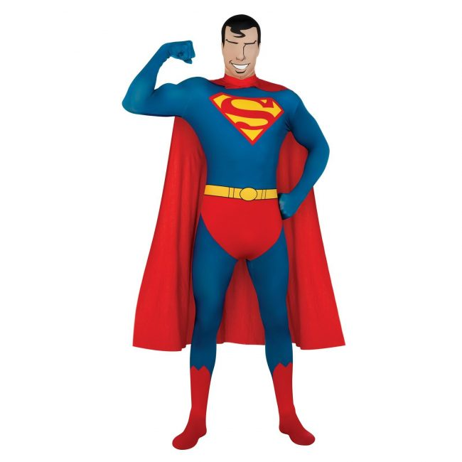 2nd Skin Superman (PP08005)