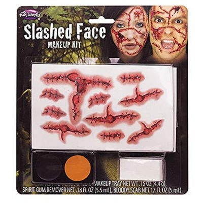 Slashed Face (PP0999)