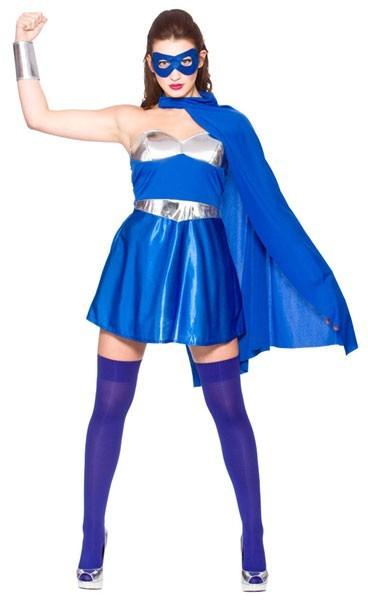 Super Hero Blue (PP08336)