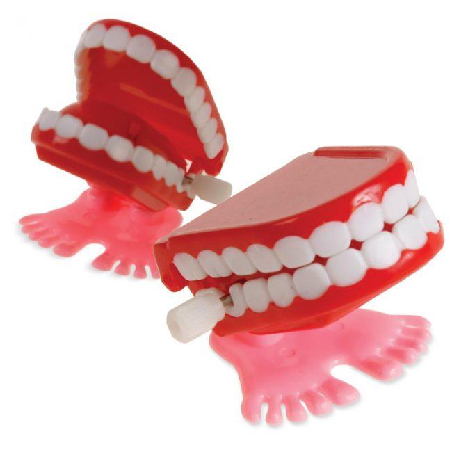Wind up Teeth (PP05275)