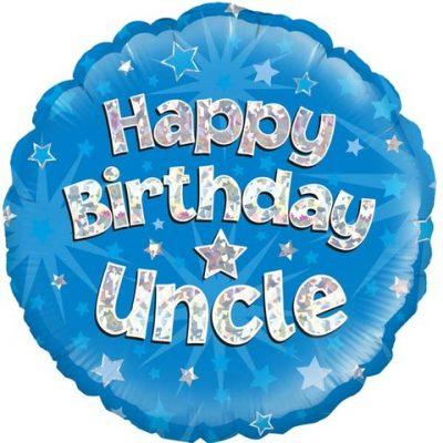 Happy Birthday Uncle