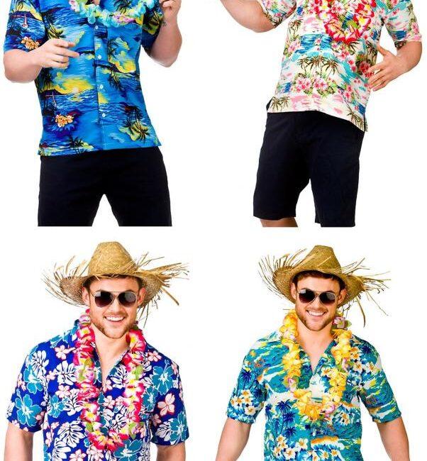 Hawaiian Shirt (PP08215)