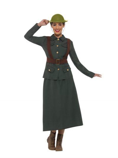 WW2 Army Warden (PP06)