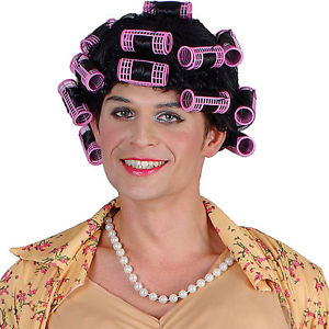 Housewife Wig (PP08242)