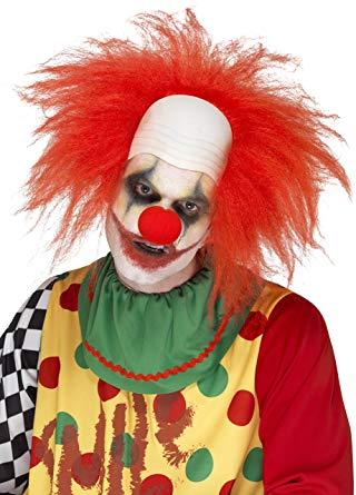clown Deluxe Wig (PP09)